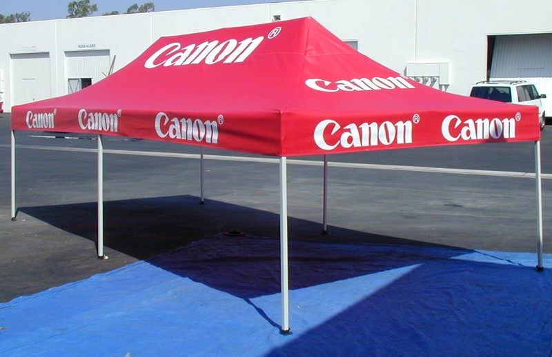 Vendor Tents Design & EZ Up Tents